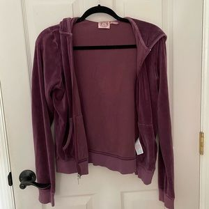 Juicy Couture Zip up jacket